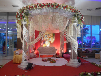 Marriage Mandap in Kolkata