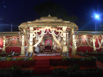 Mandap for Marriage