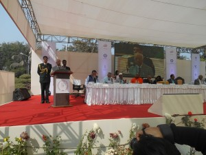 Conference hall in Kolkata
